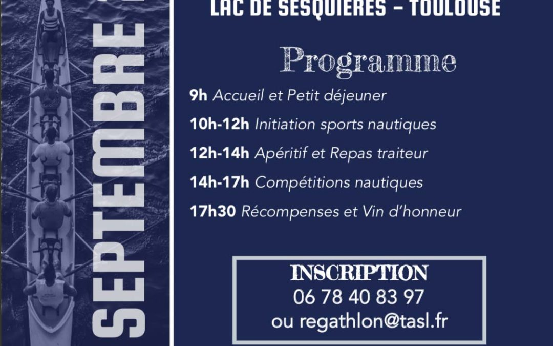 regathlon 2019 toulouse